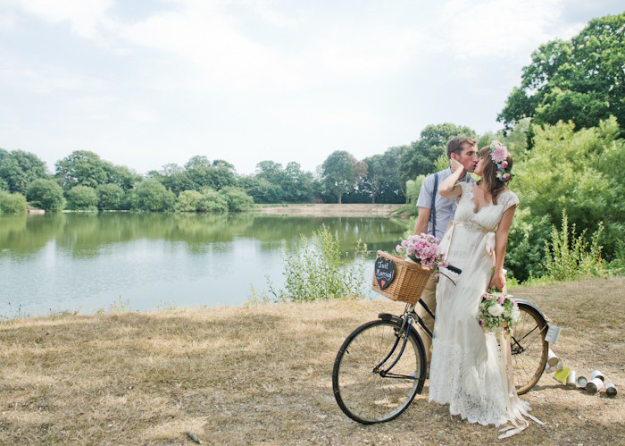 {Laura & James}  Sopley Lake wedding