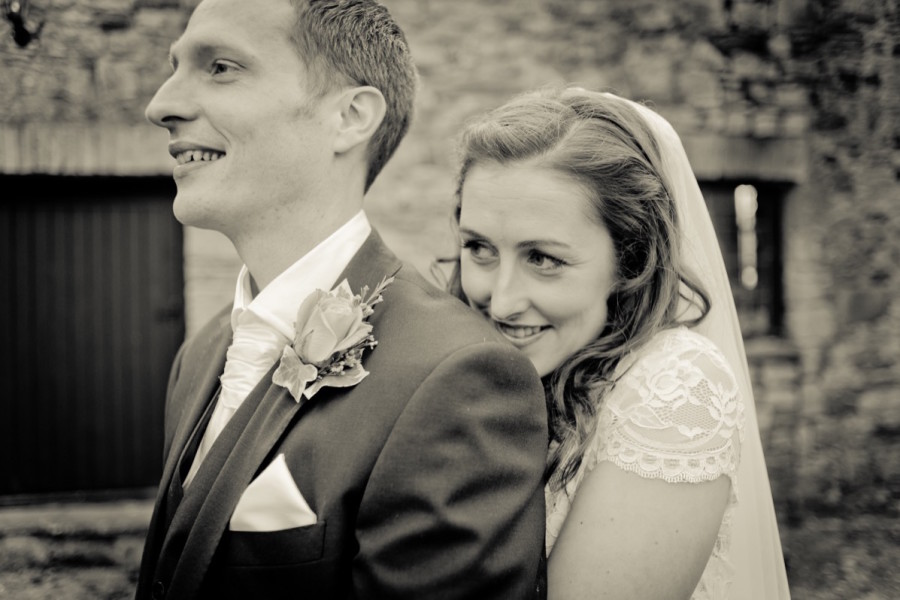 Rebecca and Peter- {married}