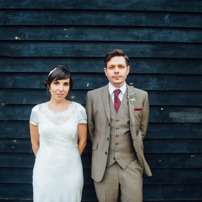 Hertfordshire outdoor wedding