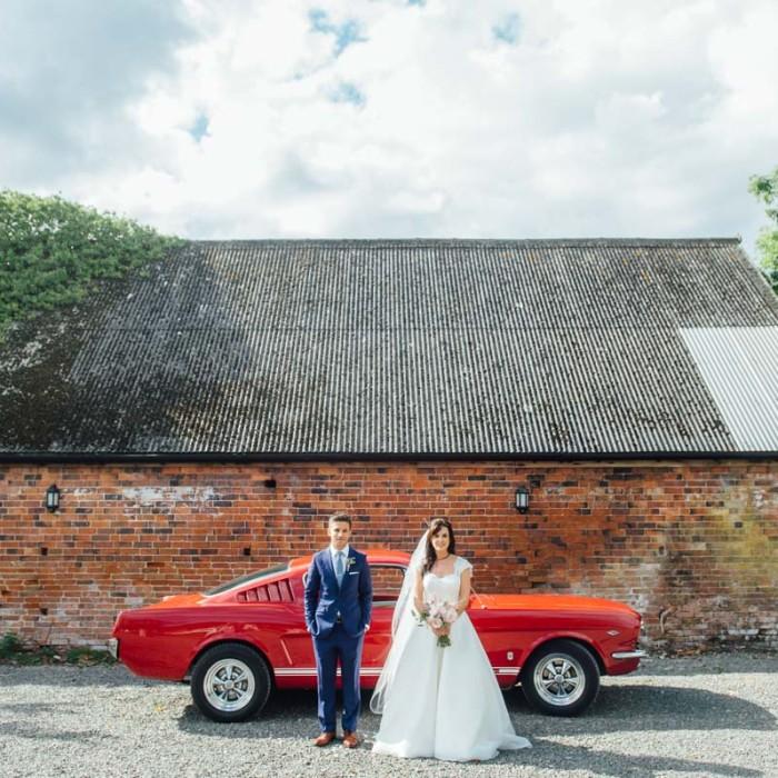 Carly & Phil get married- shustoke