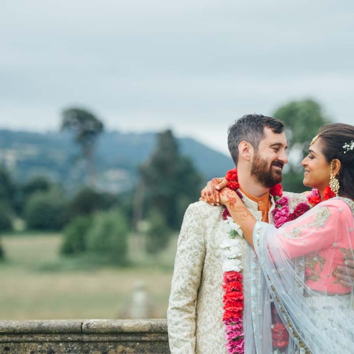 Kanika & Ed {Glanusk Estate wedding}