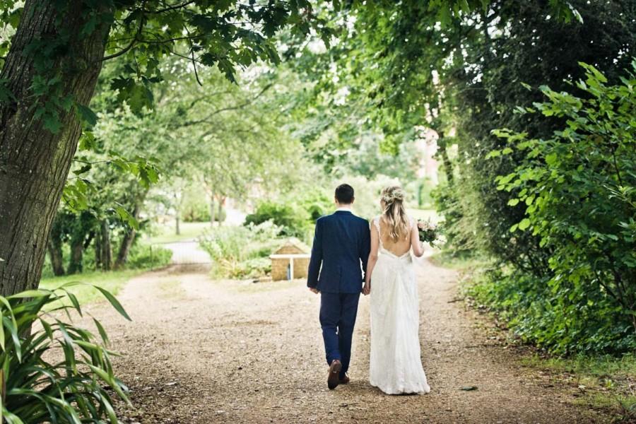 Laura & Ben married {Romsey Abbey}