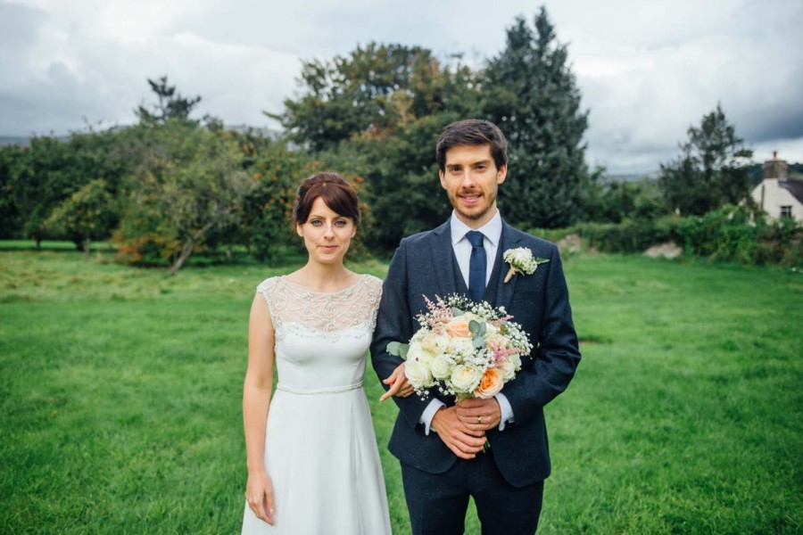 Laura & Paul {The Old Rectory-Crickhowell}