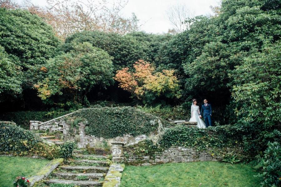 Hannah & Rhys get married {Buckland Hall}