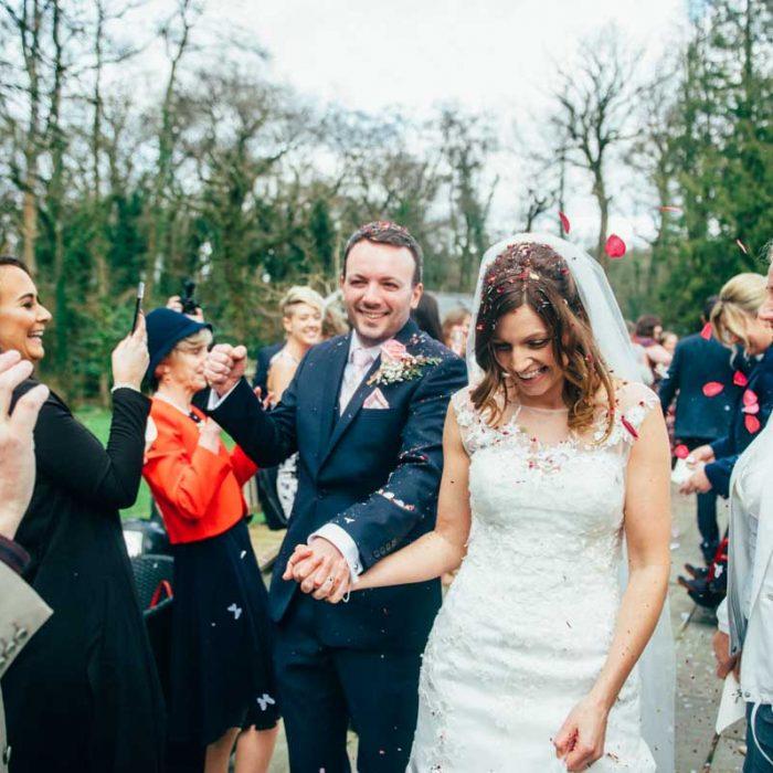 Pencoed House Estate wedding {Katie & Matt}