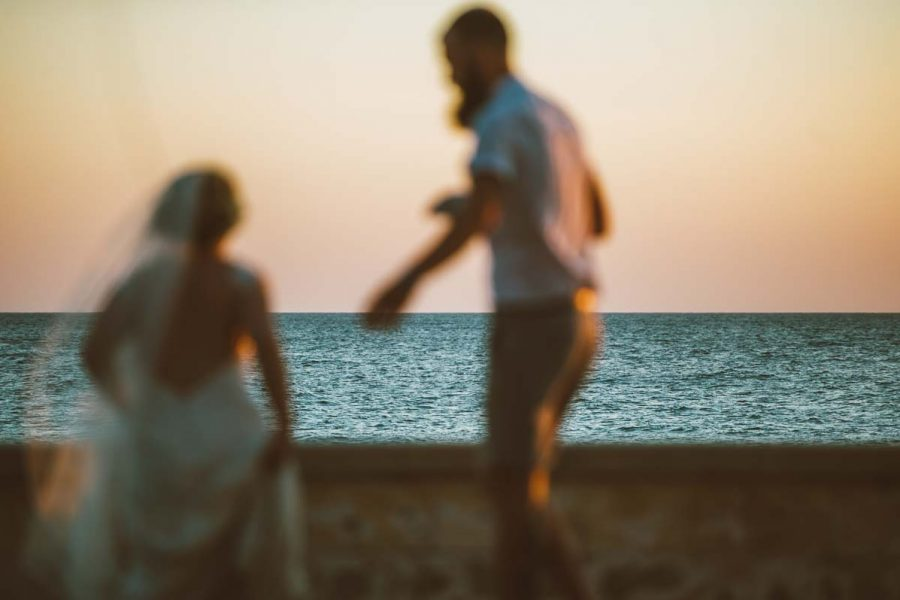Jess & Aaron wedding in Santa Maria di Castellabate, Italy