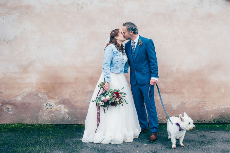 Ashes Barns in Endon- Wedding Photography  {Emily & Chris}