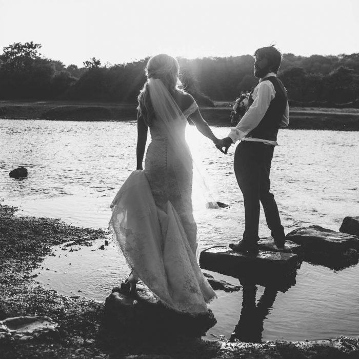 Ogmore Farm Wedding, Vale of Glamorgan
