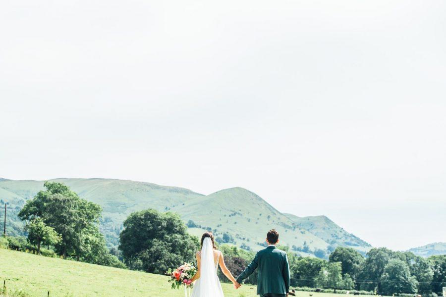 Plas Dinam Wedding Photography