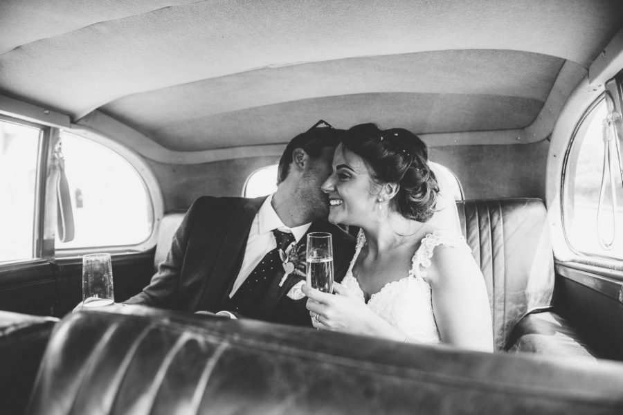 Hazel Gap Nottinghamshire wedding- Emily and Rich