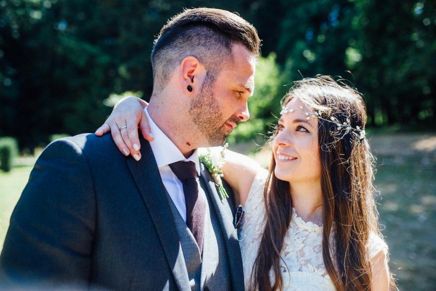 Fonmon Castle Wedding Photography-
